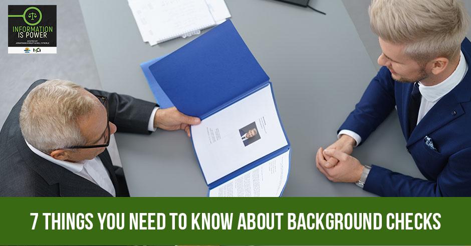 IIP 1 | Background Checks