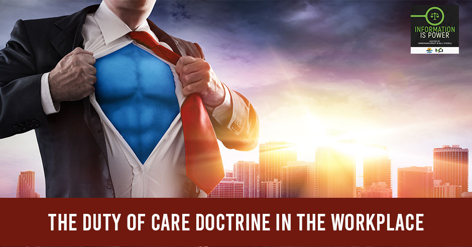 IIP 2 | Duty Of Care Doctrine